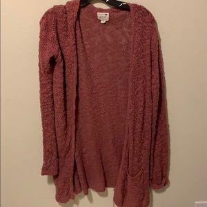 LA hearts long sweater